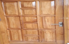 Teak Wood Panel Door   by AI Timber Traders