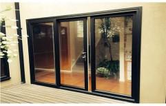 UPVC Sliding Door by Hemant Interiors (A Unit Of Hemant UPVC Doors & Windows)