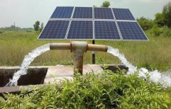 5 HP Solar Pump System   by Euro Solar System