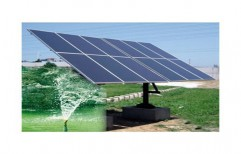 5 HP Solar Water Pumping System by NECA INDIA