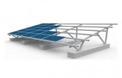 Aluminum Solar Structure by S. J. Renewable Energy