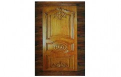 Carving Laminated Door   by Rajesh Plywood