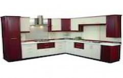 Designer Modular Kitchen by Rama Wood Works