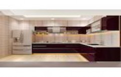 Designer Modular Kitchen by Sunrise Kitchen Decor