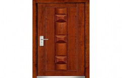 Designer Wooden Door by Mamta Interior