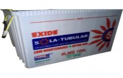 Exide Solar Battery(150ah) by M/S New Solar