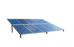 Grid Solar Rooftop System by Nucifera Renewable Energy Systems