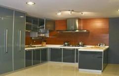 Home Modular Kitchen by Raaghavi Associates