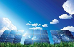 Industrial Off Grid Solar Power Plant by Powermax Energies Private Limited