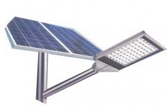Integrated Solar Street Light by Trinetra Enterprises