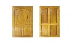 Brown Kitchen Wooden Door, Size/Dimension: 7 Feet X 4 Feet