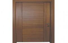 Polished Membrane Pressed Door, For Hotel,Home etc., Door Height: 96 Inch