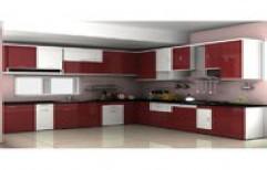 Modular Kitchen by Jai Sai Ram Home Decorators