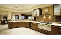 Modular Kitchen by Luxin Interiors