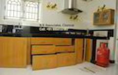 Modular Kitchen by N.K. Associates