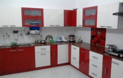 Modular Kitchen Turnkey Project by Cordial Associates