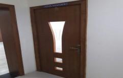 Ply Wood Door    by Sonika & Company