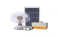 Solar Home Lighting System by Akshar Solar Solutions