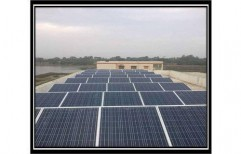 Solar Power Plant    by Zebron Solar Power Solutions