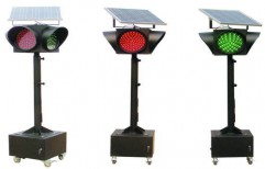 Solar Traffic Lights    by Gobind Power Solar