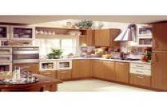 Wooden Modular Kitchen by Chitpi Furniture