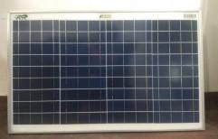 40-100 W Solar Panel Module  by S. S. Solar Energy