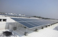 5 Kw Solar Power Plant On Grid Systems    by Shivaa Engineering Works
