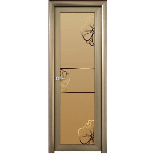 Fancy Fiber Door   by Real Contact Fabricators