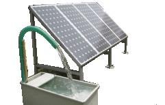 Hybrid Solar Water Pump by Powermax Energies Private Limited