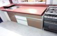 Indian Modular Kitchen by Bhavani Industries
