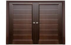 Modern Wooden Door    by C.P. Doors & Wood Craft