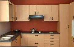 Modular Kitchen by Pioneer Modular Seatings