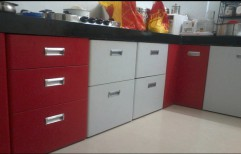 Modular Kitchen by Shubham Furniture & Aluminium
