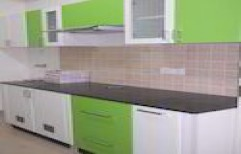 Modular Kitchen by Suman Interiors