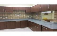 Modular Kitchen by Wood N Brick
