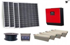 On Grid Solar Power System by Furbo Security Solutions Private Limited