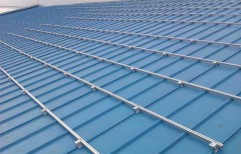 Rooftop Mounting Structure  by Esso Fab Tech Private Limited