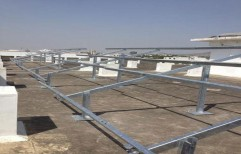 Solar Panel Frame  by Raise Systems