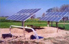 Solar Pumping System Solution by Power Resources And Modern Integration Enterprises