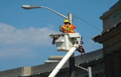 Solar Street Light Installation Service by Marcus Projects Private Limited