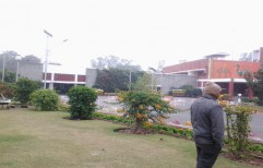 Solar Street Lights for Campus by Radha Energy Cell