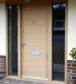 UPVC Wooden Door   by Manorama Furniture
