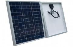 Waaree 100W Polycrystalline Solar Panel by Kongu Engineers