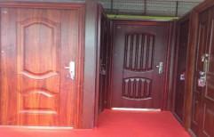 Wooden Doors by Vismaya Furnitures