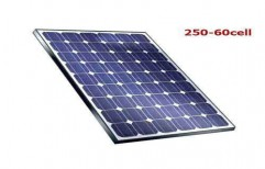 250W 60Cell Monocrystalline Solar Panel by Ofca Power Technology Private Limited