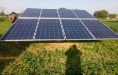 3 hp Subsidy Solar Water Pump System by Redtech Energy Private Limited
