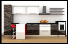 Designer Modular Kitchen by Lakshmi Enterprises