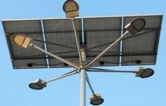High Mask Solar LED Light by S. S. Solar Energy