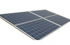 Hot Dip Galvanized Solar Panel    by Gobind Power Solar