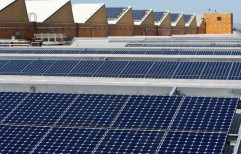 Industrial Solar Panels    by Ply Point Interiors
